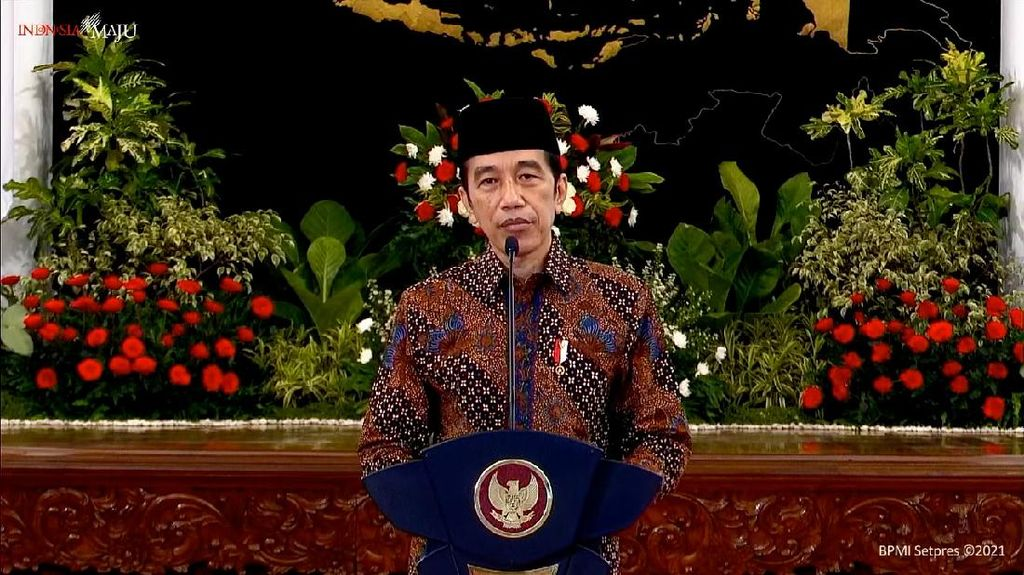 Jokowi di Munas LDII: Pemerintah Akan Tindak Tegas Intoleransi!