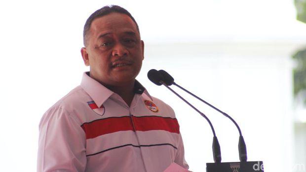 Ketua BP2MI Benny Rhamdani
