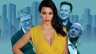 Perdana Kim Kardashian di Daftar Wanita Terkaya Dunia