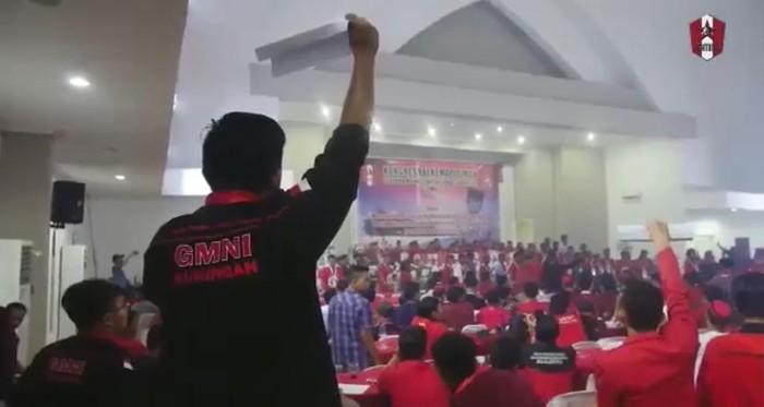 Kongres GMNI XXI di Ambon, 2019. (Dok GMNI)