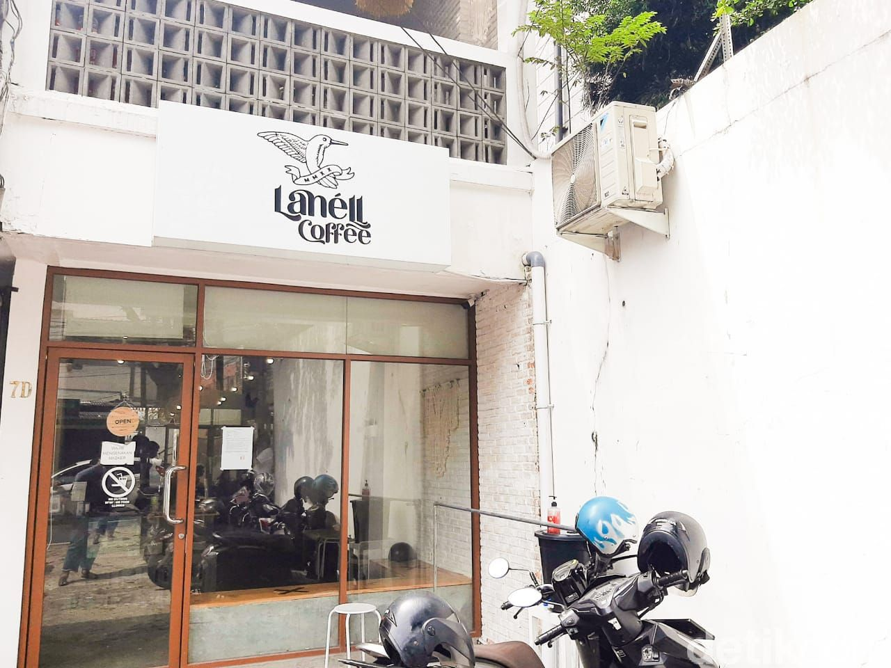 Lanell Coffee: Gurih Mulur Quessadillas Keju dan Mocktail Kopi Unik Ada di Sini