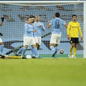 Dortmund Vs Man City: The Citizens Tetap Buru Kemenangan