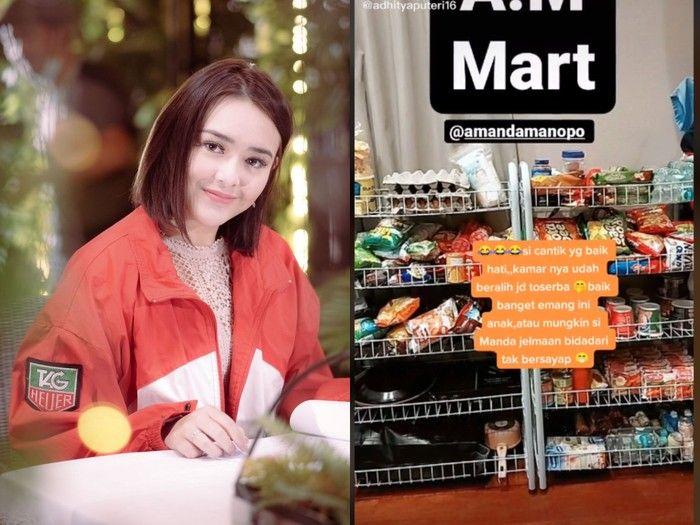 Bisa Ngemil Sepuasnya, 5 Orang Ini Punya 'Minimarket' Pribadi di Rumah