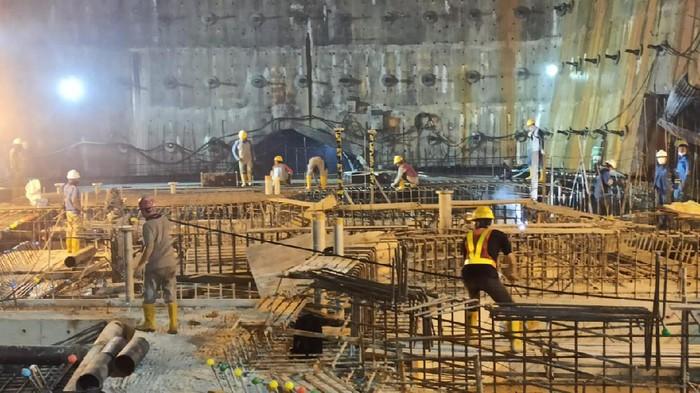 Pembangunan Pembangkit Listrik Tenaga Air (PLTA) Peusangan 1 dan 2 di Aceh Tengah