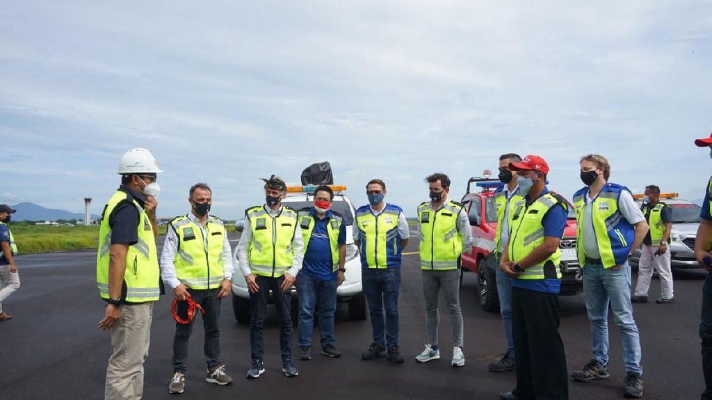 Runway Bandara Lombok Diperpanjang Jadi 3.300 Meter Demi MotoGP