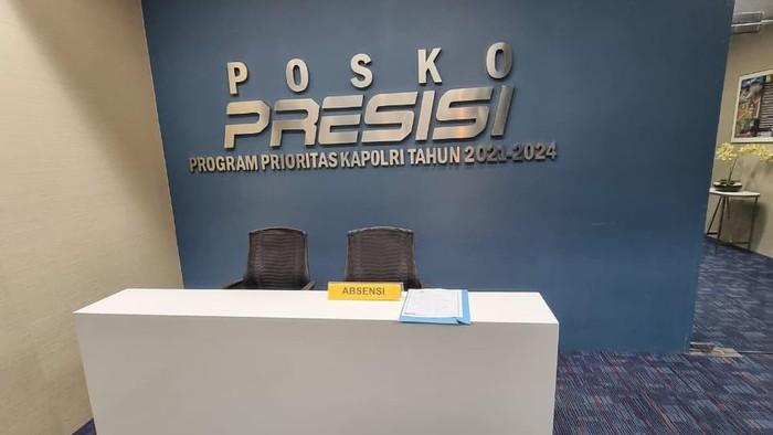Posko Presisi/Dok detikcom