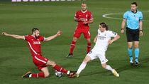 Head to Head Liverpool Vs Real Madrid