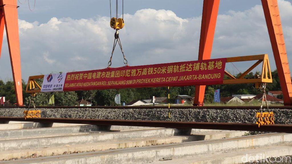 Bos WIKA Akui Biaya Proyek Kereta Cepat Bengkak!