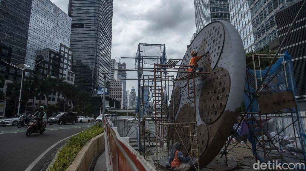 Wagub DKI Yakin Tugu Sepeda Rp 800 Juta Bakal Jadi Tempat Selfie Milenial