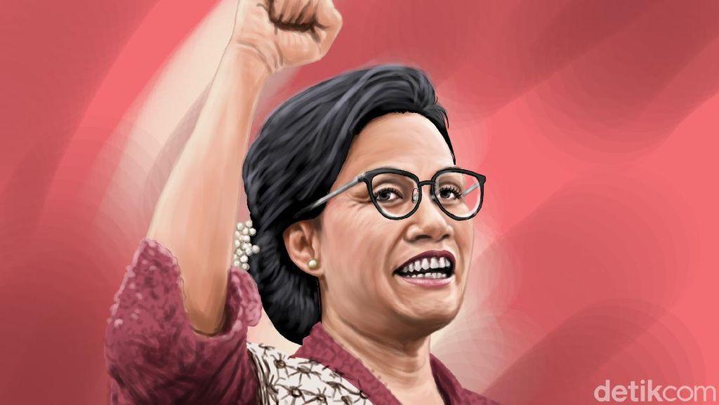 Kebangkitan Ekonomi Indonesia Versi Sri Mulyani