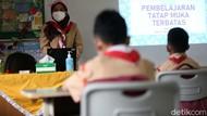 Akhir Uji Coba Sekolah Tatap Muka di Jakarta Gegara Corona Tambah Parah