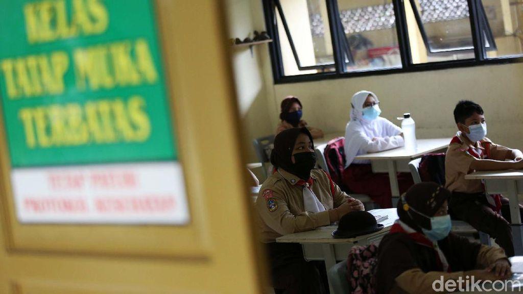 Uji Coba Tatap Muka Besok, DKI Rencana Mulai Pembelajaran New Normal 15 Juli