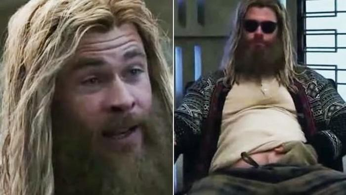 Thor dalam Avengers: Endgame