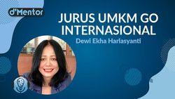 DMentor: Jurus UMKM Go International
