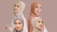5 Tutorial Hijab Pashmina Simpel dan Kekinian Cocok untuk Lebaran 2021