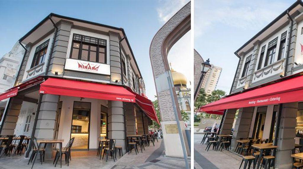 Warung Nasi Padang Ini Sudah Eksis 80 Tahun di Singapura, Tetap Laris!