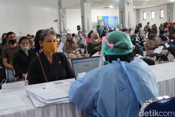 Pasalnya meski dalam situasi pandemi kegiatan di Keraton tetap berjalan. Seperti halnya pameran yang sedang berlangsung hingga Juni mendatang.