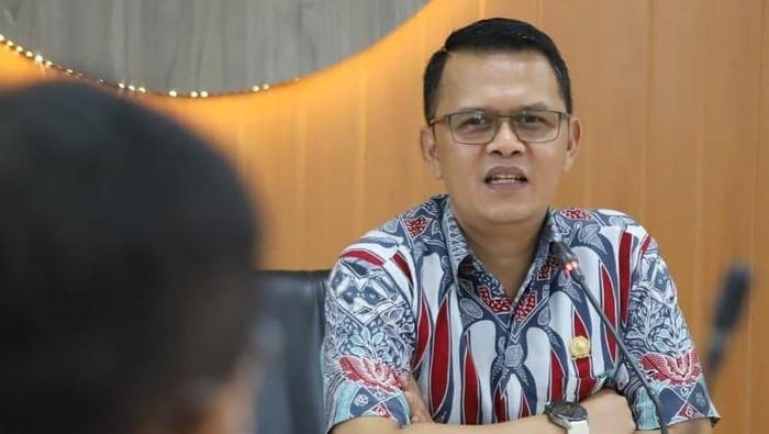 Anggota Komisi A DPRD Kota Bandung Aan Andi Purnama