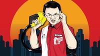 Polling: Setuju Nggak Ahok Hapus Kartu Kredit Rp 30 M Pejabat Pertamina?