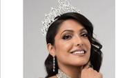 Mrs. World yang Ditahan karena Copot Mahkota Mrs. Sri Lanka Dibebaskan