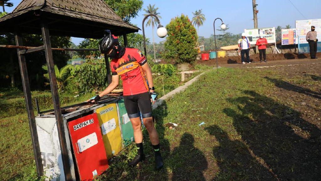 Penuhi Janji, Ganjar Pranowo Jadi Mandor Penataan Kawasan Borobudur
