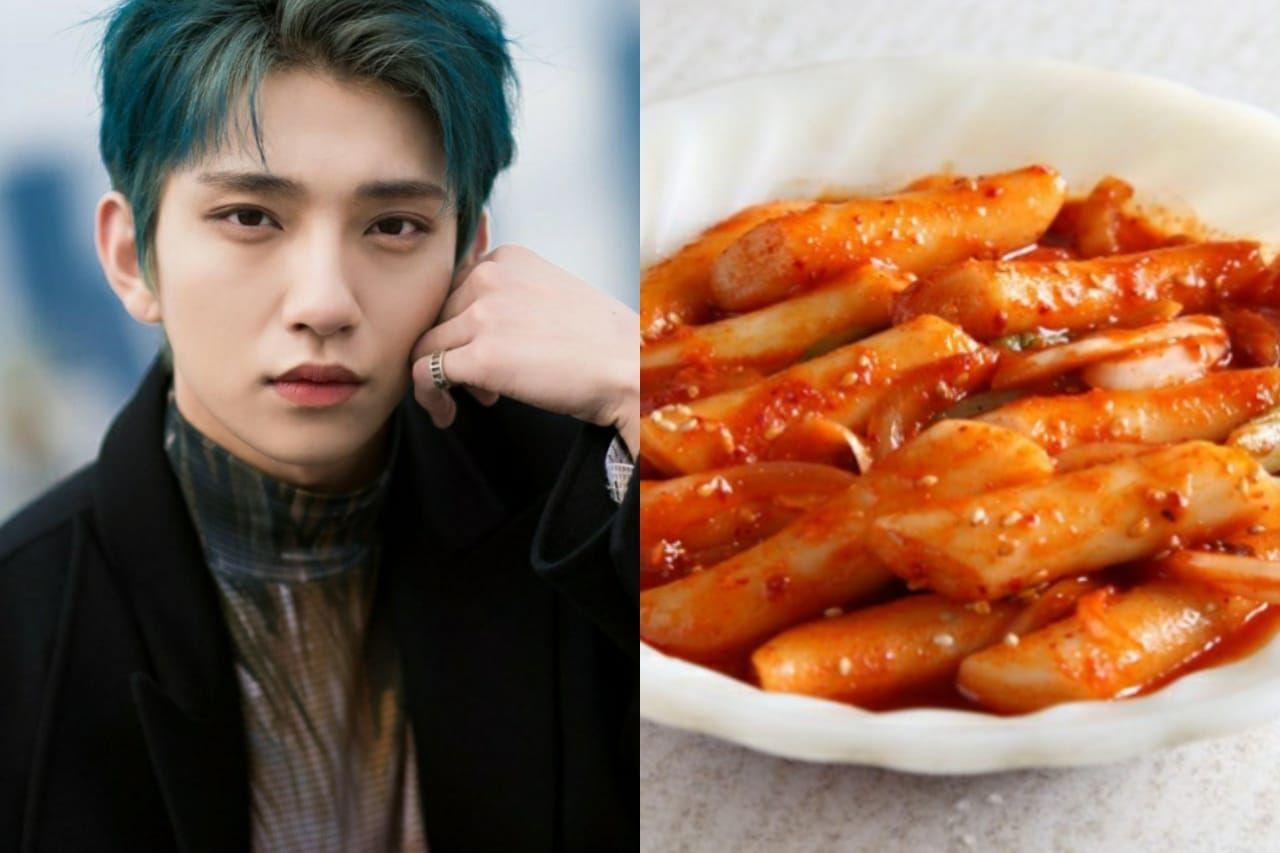 idol kpop suka makan tteokbokki