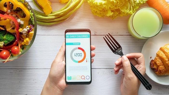 Ilustrasi Menghitung Kalori