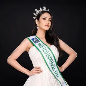 Pengakuan Intan Wisni Setelah Viral Gelagapan di Final Miss Eco International