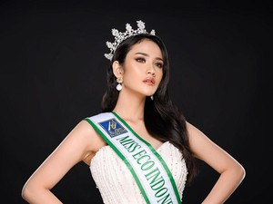 Pengakuan Intan Wisni Setelah Viral Gelagapan di Final Miss Eco International