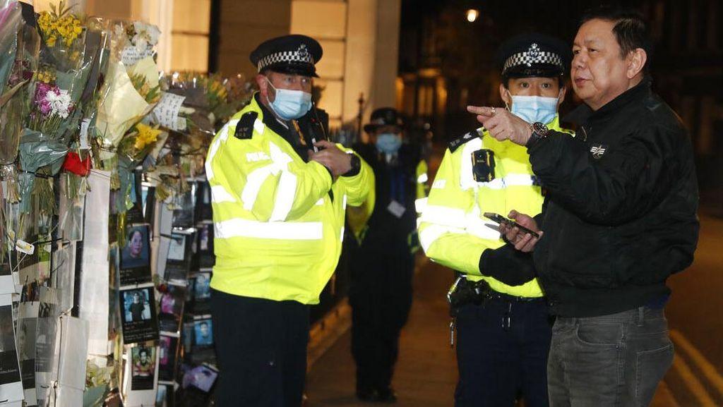 Kedubes Myanmar di London Diambil Alih Militer