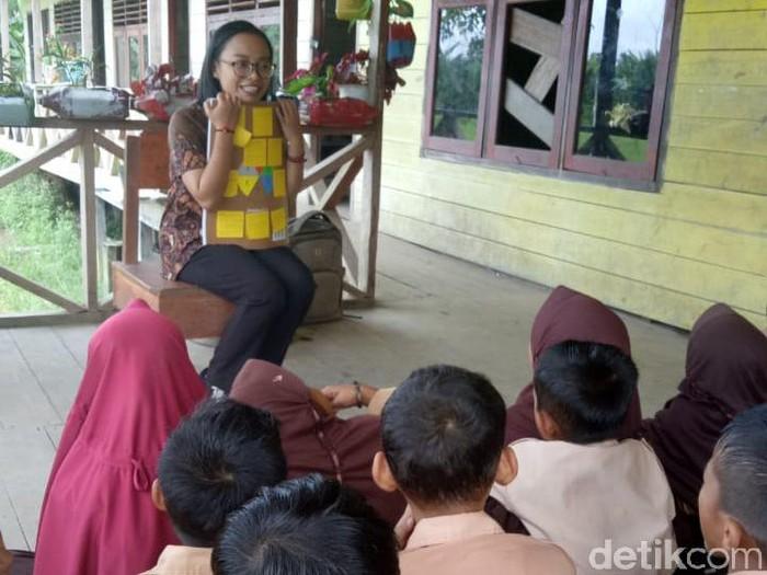 Langkah Guru Cegah Learning Loss di Kaltara