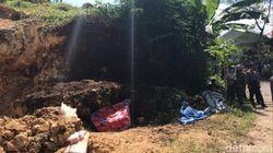 Warga Gunungkidul Tewas Tertimbun Longsor Saat Menambang Batu