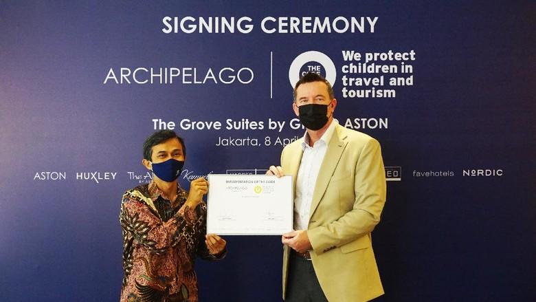 Marak Eksploitasi Anak di Hotel, Archipelago Berkomitmen untuk Melawan
