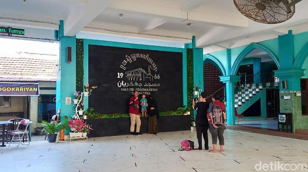 Kerumunan Antrean Takjil Masjid Jogokariyan Yogya Berujung Surat Teguran