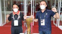 Suporter Klub Diminta Tak Buat Kerumunan Selama Gelaran Piala Menpora