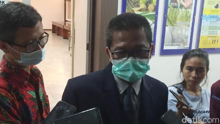 Rektor Universitas Jember Iwan Taruna