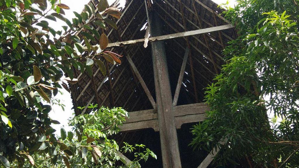 Miris! Rumah Adat di Benteng Somba Opu Sulsel Rusak hingga Nyaris Ambruk