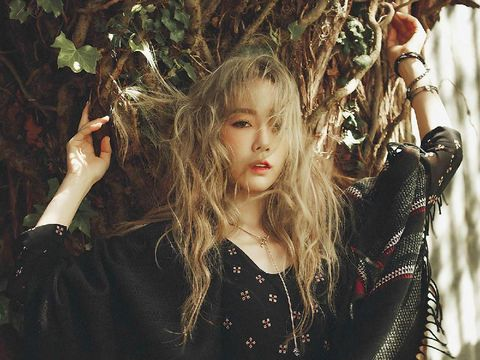 Taeyeon Girls' Generation debut solo dengan mini album 'I'.