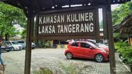 Rekomendasi Tempat Buka Puasa di Tangerang: Taman Kuliner Laksa