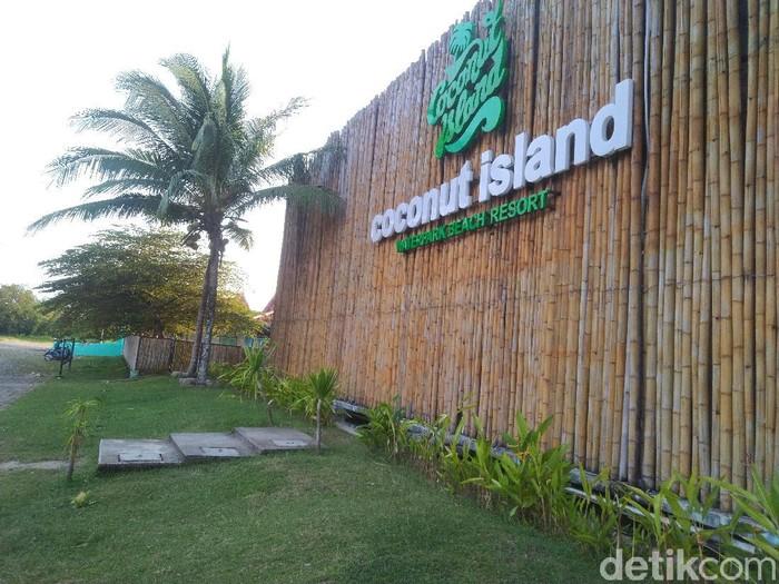 Ulama Pandeglang resah ada cottage di waterpark Coconut Island
