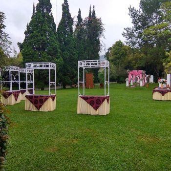 Viral pengantin yang ditipu vendor catering.