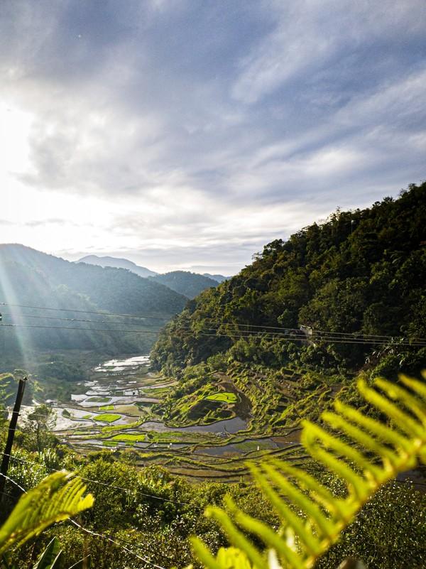 Selain Banaue Rice Terrace, ada juga sawah Batad Rice Terrace dan Bangaan Rice Terrace yang masih di satu lokasi, tetapi perlu diakui jika namanya tak seterkenal Banaue Rice Terrace.
