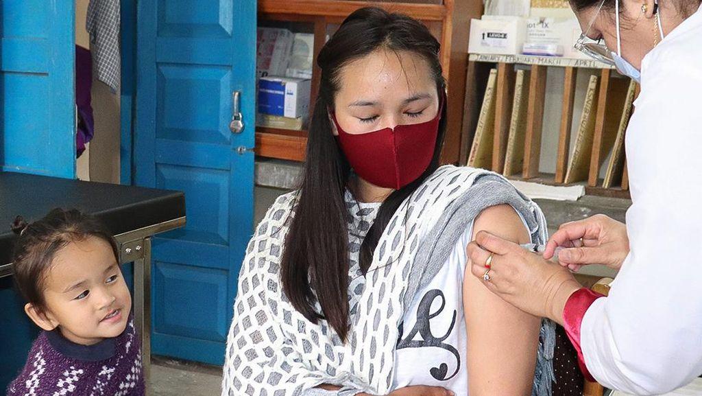 Cuma Punya 37 Dokter, Bhutan Vaksinasi 470 Ribu Orang dalam 9 Hari