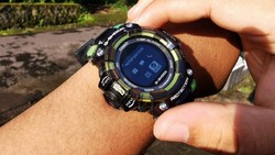 Review G-Shock GBD-100SM: Evolusi G-Shock Lebih Modern