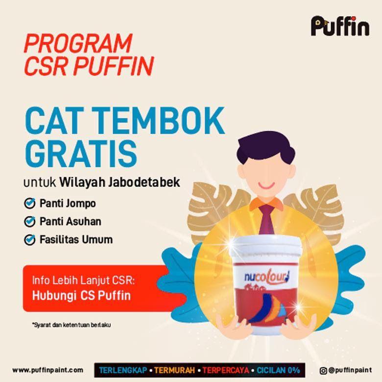 Cat Puffinpaint