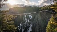 Inikah Jembatan Gantung Tertinggi di Kanada?