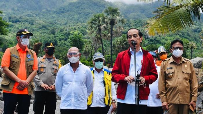 Jokowi Kunjungi NTT