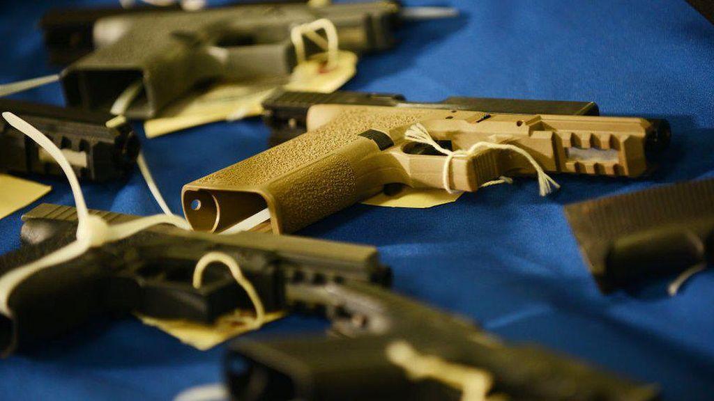 Kasus Penembakan Bikin Malu AS, Biden Berantas Senjata Hantu, Apa Itu?