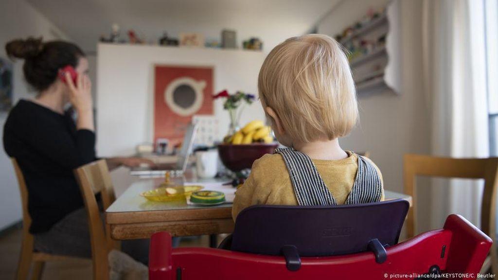Keluhan Ibu Rumah Tangga di Jerman Saat Lockdown Diberlakukan