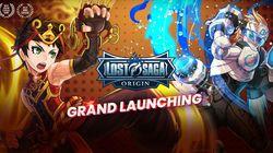Game Lost Saga Origin Resmi Dibuka